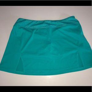 Bolle aqua tennis skirt skort shorts l